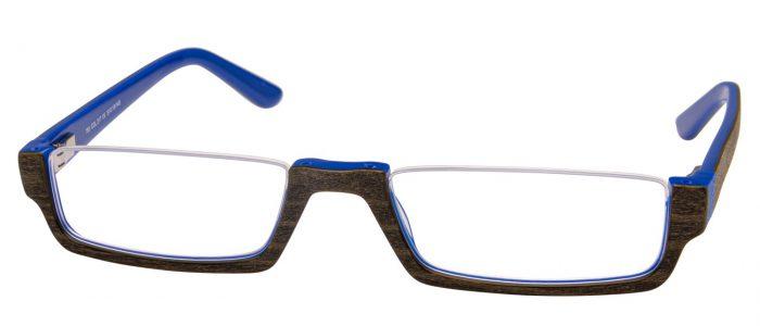 Col. 317 holz optik innen blau