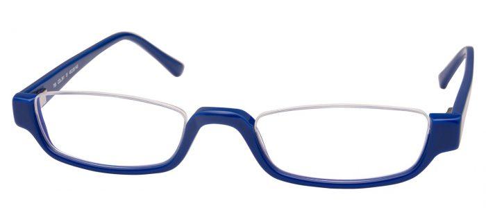 Col. 341 blau glänzend