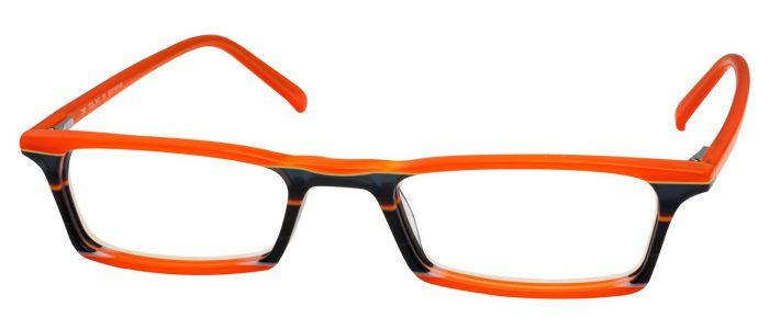 Col. 243 orange schwarz/ Bügel orange